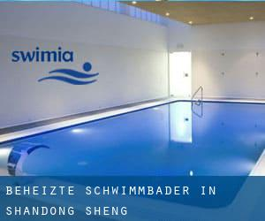 Beheizte-Schwimmbader in Shandong Sheng