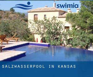 Salzwasserpool in Kansas
