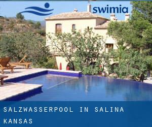 Salzwasserpool in Salina (Kansas)