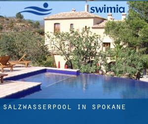 Salzwasserpool in Spokane