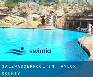 Salzwasserpool in Taylor County