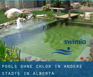 Pools-ohne-chlor in Andere Städte in Alberta