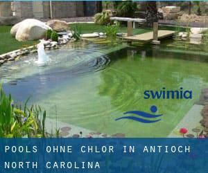 Pools-ohne-chlor in Antioch (North Carolina)