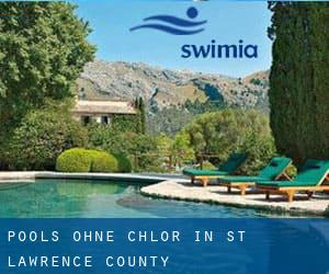Pools-ohne-chlor in St. Lawrence County