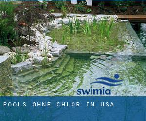 Pools-ohne-chlor in USA
